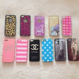 iPhone 5/ 5s/ se cases